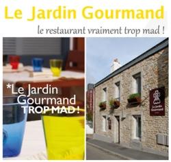 Carte cezam for Jardin gourmand lorient